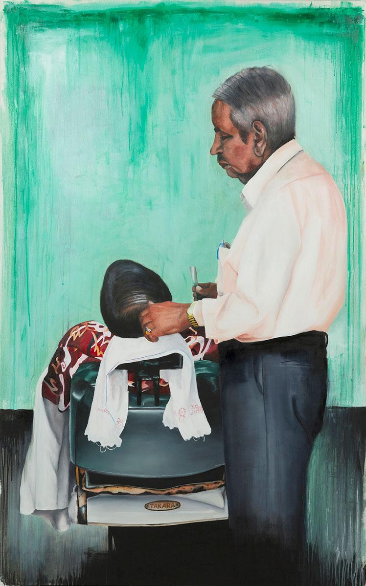 Malaysian Barber