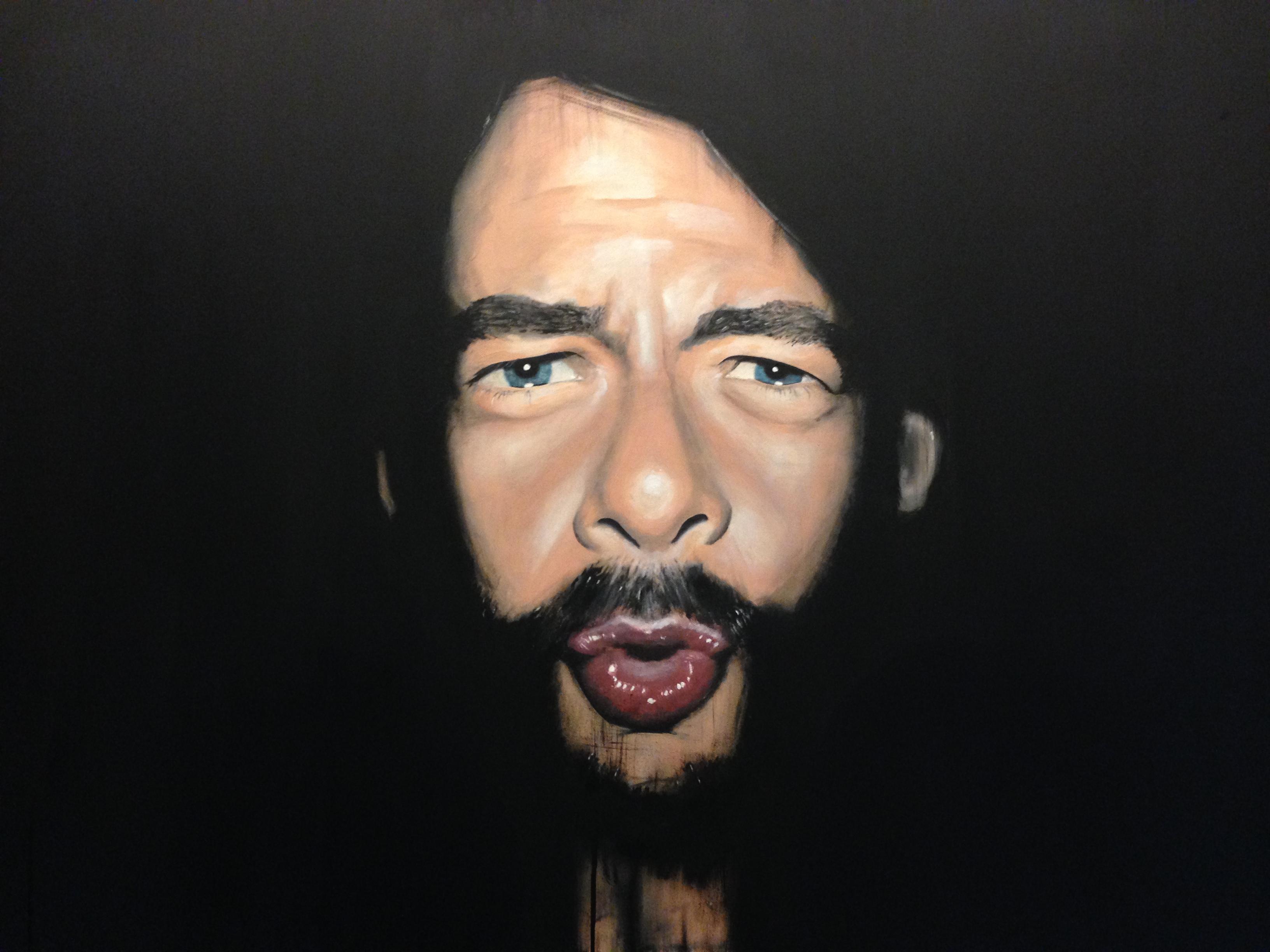 Wiebe zelfportret